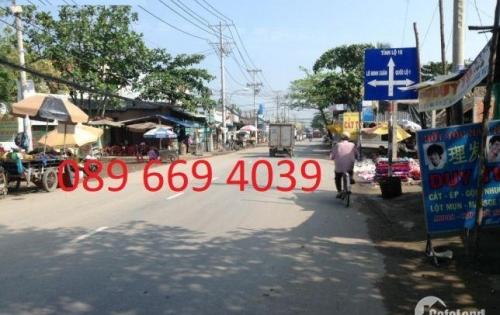 Kẹt tiền bán gấp đất Nguyễn Cửu Phú, 720 triệu, 6x20m