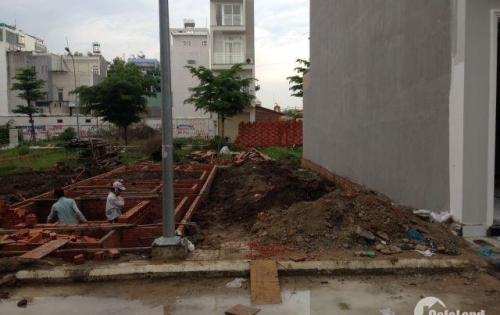Cần tiền bán gấp lô đất TC 54m2 , giá 2ty850 hẻm 5m đường số 15 , phường BHH, quận Bình Tân