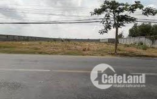 Đất hai mặt tiền đường Trần Đại Nghĩa rộng 2460m2,Q.Bình Tân giá chỉ 6,2 tỷ