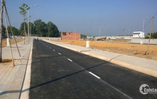 Đất mặt tiền đường Basa, xã Phước Hiệp, SHR, thổ cư 100%. giá 5tr/m2