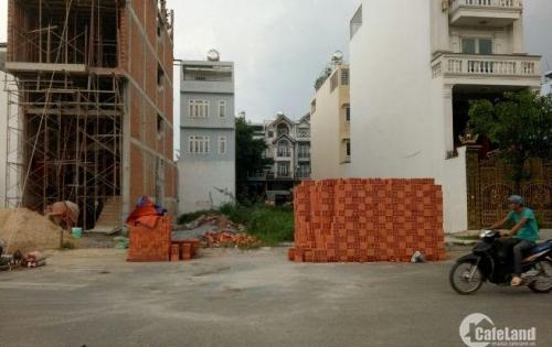 Bán nhanh 72m2 nền đất có sổ gần cổng KCN Tân Bình, đường Phan Huy Ích, P.15, Q. Tân Bình