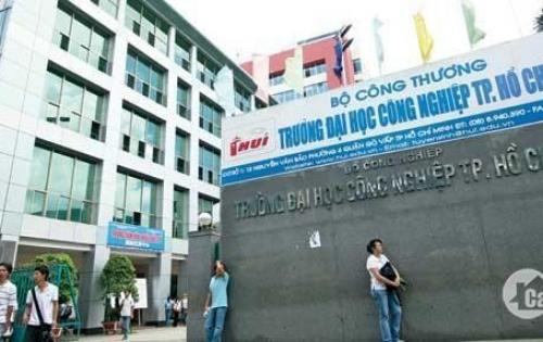 Bán đất sổ hồng riêng đường Cách mạng tháng 8. Ngay chợ Phạm Văn Hai
