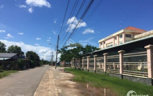 Đất ngay mặt tiền đường Nguyễn Văn Khạ, xã Tân An Hội, chỉ 6tr/m2, SHR,  thổ cư 100%, sang tên công chứng trong ngày