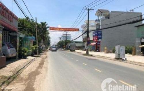 GĐ cần tiền làm ăn bán gấp đất mặt tiền đường KCN Phú Mỹ - Tóc Tiên