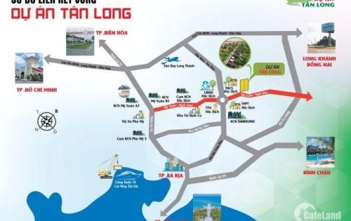 Đất nền KCN Sam Sung, giá chỉ 1,6tr/m2, SHR, đảm bảo lợi nhuận 30%/năm