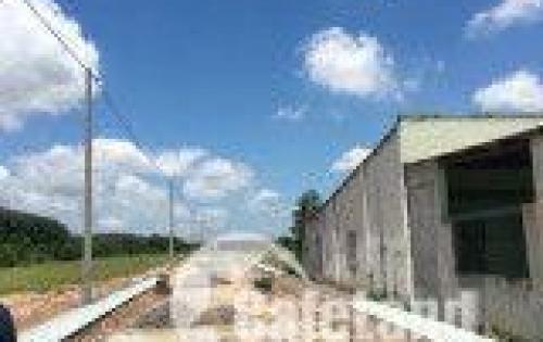 bán đất mặt tiền tân thành, hắc dịch tóc tiên gần KCN mỹ xuân,phú mỹ,châu đức,900tr/500m2 0901951167
