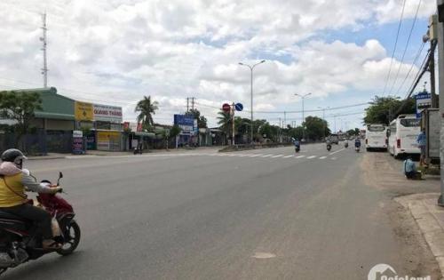 Đất nền khu dân cư mặt tiền Quốc lộ 51, trung tâm Thị xã Phú Mỹ
