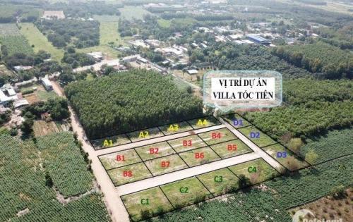 Dự án villa Tóc Tiên Bà Rịa – Vũng Tàu, khoản đầu tư sinh lợi hấp dẫn trên 25%/ năm.