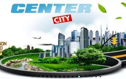 Mở Bán Khu đô thị #CenterCity2 tại Uyên Hưng, KCN nam Tân uyên