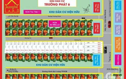 Vị trí đẹp ngay khu sinh thái Tóc Tiên, Tân Thành, BRVT PGD: 0899 475 894