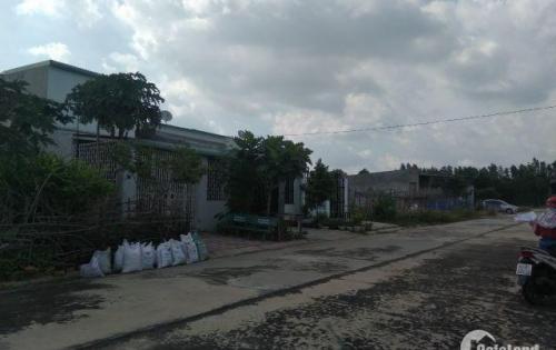 Gia đình tôi cần bán 450m2 đất thổ cư, dân cư đông đúc, gần KCN.
