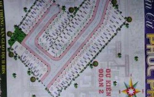 bán đất thổ cư 100% tại ngã tư hòa lân trục đường chính QL13