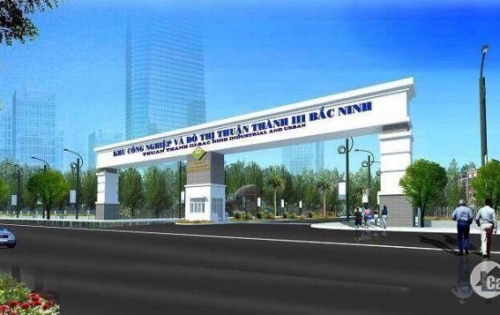 Gía đất dự án KĐT Thuận Thành 3- Bắc Ninh