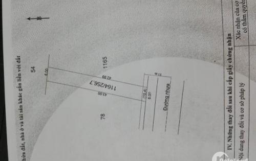 Cần Bán Nhanh Lô Đất Giá Rẻ Ở An Hòa - Trảng Bàng