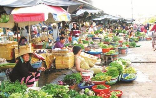 Đất sau khu công nghiệp Trảng Bàng Tây Ninh (ngã tư An Bình ) giá 485 triệu
