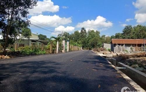 Đất thổ cư, tặng 1 tấn xi măng xây nhà