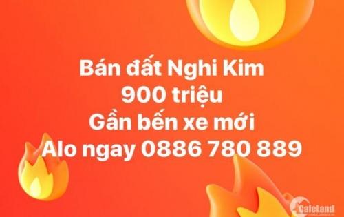 đất KĐt Đại Thành - Nghi Kim - Gần bến xe mới