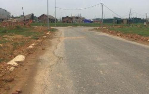 [Chính Chủ] Bán lô góc 2 mặt tiền tại KĐT mới Nam Vĩnh Yên.  0987494015