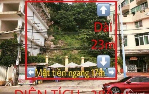 Bán đất mặt tiền đường Hạ Long,Bãi Dứa, P1