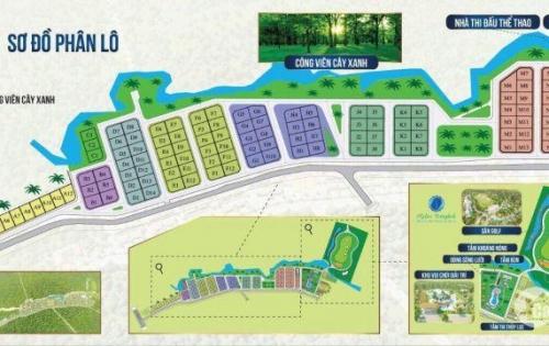 Đầu tư bất động sản ở đâu là sinh lời nhanh nhất?chỉ 6.5 triệu/m2 nền biệt thự ven biển:0938.7474.05