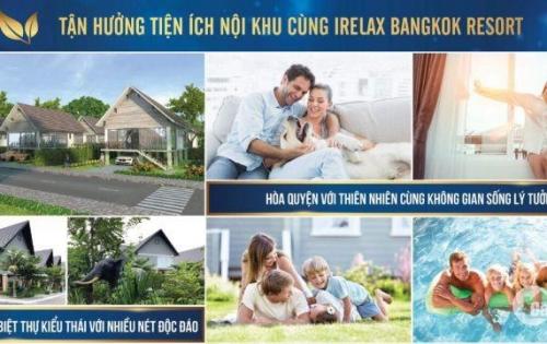 Đất Nền Trong Khu Resort Irelax Bangkok Giá Chỉ 6tr5/m2