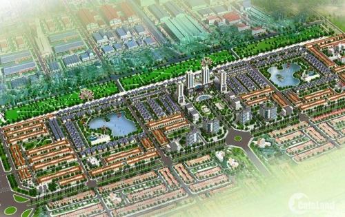 Đất nền dự án V Green City Phố Nối, Hưng Yên giá chỉ từ 8 triệu đồng / m2