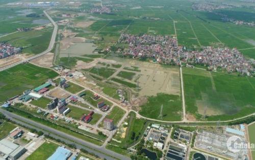 Bán đất nền dự án khu đô thị Yên Phong Bắc Ninh sổ đỏ vĩnh viễn