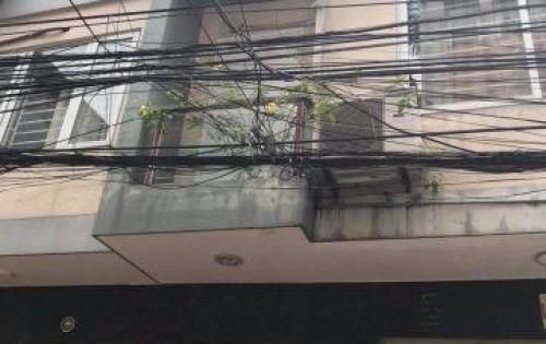 Bán nhà ngõ 62 Nguyễn Chí Thanh 63mx5 tầng, giá 10.8 tỷ