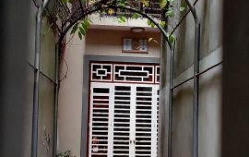 Bán Gấp !!! nhà ĐỘI CẤN- nội thất tiện nghi – ngõ thông thoáng 41m $ giá :4.3 tỷ ( TL)