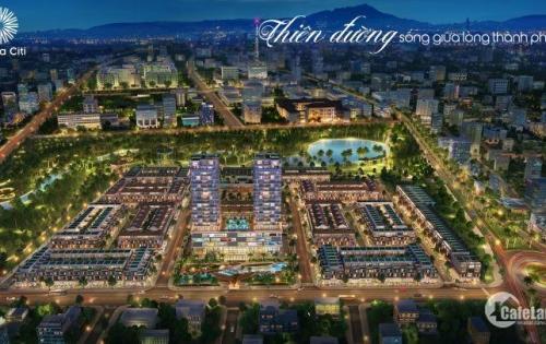 Nhà phố cao cấp liền kề Trung tâm hành chính nghìn tỷ tại TPBR giá chỉ từ 2.8/căn/95m2