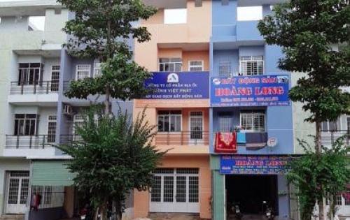 Bán nhà phố thương mại  K22 khu đô thị Mỹ Phước 3,mặt tiền đường 62M