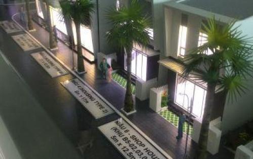 Nhà Thương Mại EcoHome-Ecolakes Mỹ Phước,Dt 67,5m Full Thổ Cư