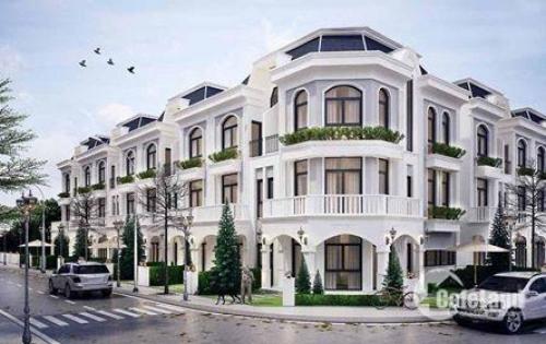 Nhà mặt phố, biệt thự cao cấp Long Phú Residence Bến Lức Long An