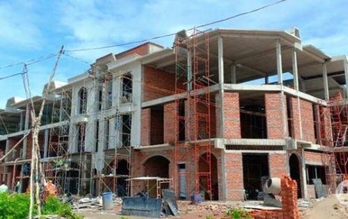 Long Phú Villa nhà phố cao cấp ngay MT Quốc Lộ 1A, trung tâm thị trấn Bến Lức, CK 5%