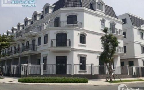 Nhà phố, biệt thự Phú Long Residence 1 trệt, 2 lầu giá chỉ từ 1 tỷ, ngay chợ Bình Chánh