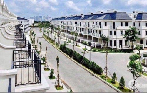 Mở bán 50 căn nhà phố liền kề Long Phú Villa, mặt tiền QL1A, thị trấn Bến Lức, Gía 2,2 tỷ/căn.