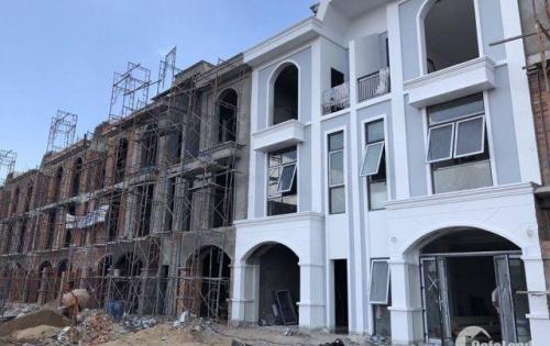 Nhà phố Long Phú Residence, villa mặt tiền Quốc Lộ 1A. Hỗ trợ vay mua nhà trả góp