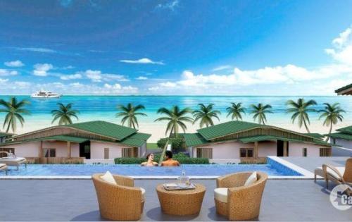 Tặng 1 căn Condo 2 phòng ngủ khi mua căn biệt thự giá hơn 35 tỷ