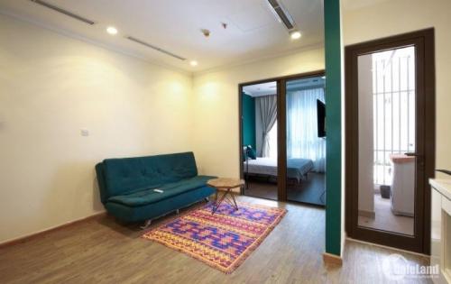 Chuyển nhượng căn hộ 1PN SHVV giá rẻ chỉ từ 3.1 tỷ tại Vinhomes Central Park