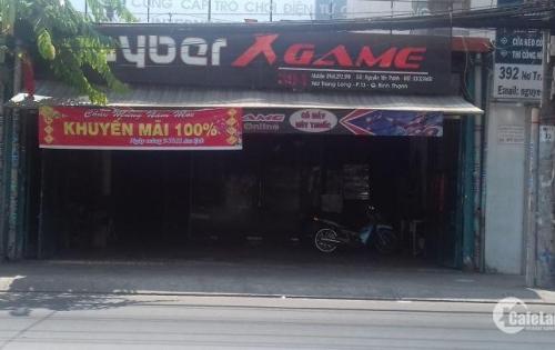 Bán nhà riêng chính chủ mặt tiền đường  Nơ Trang Long, Q. Bình Thạnh