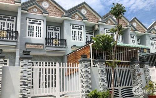 Đi nước ngoài cần bán GẤP căn nhà: mt QL50, dt 105m2, shr, lh 093.88.77.3
