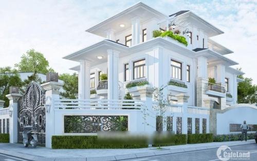 Biệt thự 360m2 chỉ 39 tỷ tại Thành Phố Giao Lưu – Phạm Văn Đồng
