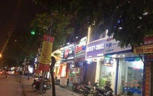 Bán gấp nhà trong tháng GARA ÔTÔ, KD, Nguyễn Ngọc Vũ  75m*5 tầng giá 9,5 tỷ.