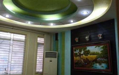 Nhà Phố Hoa  Bằng – Cầu Giay 5 Tầng Đẹp Long Lanh- Ô Tô Đỗ Cửa- Ngõ Thông- Kinh Doanh- Gía Rẻ