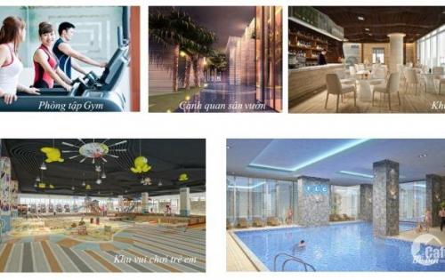 CHỈ 1 TỶ Sở hữu căn hộ trong 50 năm 2PN/2WC ( 45m2) FLC 18 Phạm Hùng – Mỹ Đình