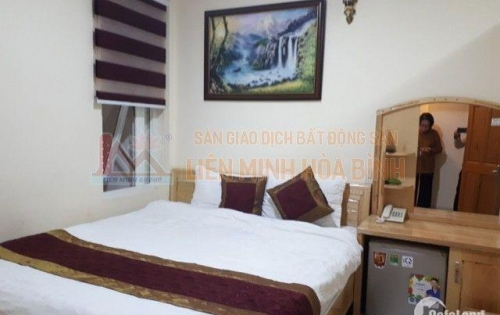 Không có thời gian trông nom cần bán khách sạn đường Nguyễn Thị Nghĩa , P2, TP Đà Lạt