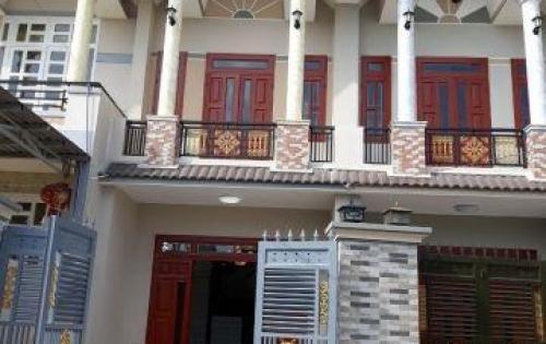 Bán nhà 1 trệt 1 lầu,giá rẻ,khu dân cư tân đông hiệp,dĩ an,bình dương,60m2,giá 2,1 tỷ