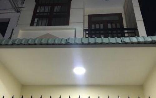 Cần tiền bán gấp nhà 1L1T đường Nguyễn Thị Minh Khai, dân cư đông đúc