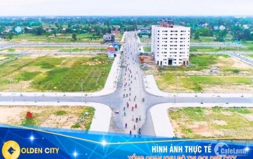Bán nhanh 1 số lô mặt tiền đườngg lớn 33m cạnh KCN Điện Nam - Điện Ngọc chỉ 8.5 triệu/m2...