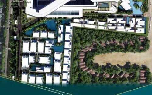 Mở bán dự án căn hộ 5 sao siêu sang-Malibu MGM Hội An